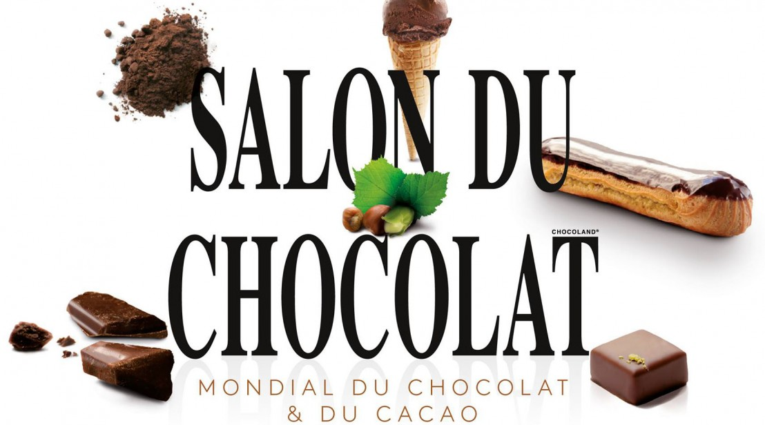 [:pb]ABICAB participará do Salon du Chocolat, maior evento de chocolate no mundo[:]