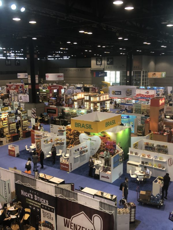 [:en]Launches, traditional goods and typical flavors at the Brasil Pavilion at Sweets and Snacks Expo 2019[:]